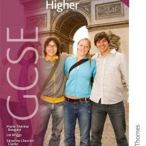 AQA GCSE French Second Edition Higher by Various (June 24, 2013) Paperback