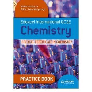 [ EDEXCEL INTERNATIONAL GCSE AND CERTIFICATE CHEMISTRY PRACTICE BOOK ] By Wensley, Robert ( AUTHOR ) Feb-2013[ Paperback ]