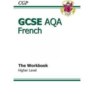 [ Gcse French Aqa Workbook - Higher ] By Parsons, Richard ( Author ) Jan-2010 [ Paperback ] GCSE French AQA Workbook - Higher