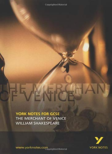 The Merchant of Venice (York Notes for Gcse): York Notes for GCSE