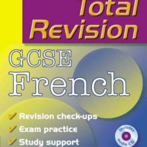 Total Revision - GCSE French by David Carter (20-Feb-2001) Paperback