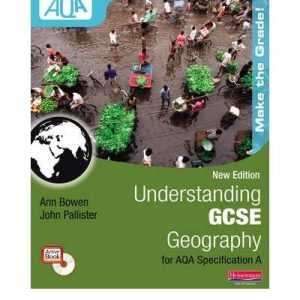 [ UNDERSTANDING GCSE GEOGRAPHY FOR AQA A NEW EDITION: STUDENT BOOK ] By Pallister, John ( AUTHOR ) Apr-2009[ Paperback ]