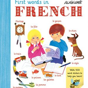 Alain Grée - First Words in French