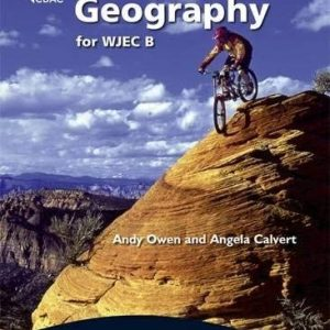 [(GCSE Geography for WJEC B Workbook Foundation Tier)] [ By (author) Andrew Owen, By (author) Angela Calvert ] [August, 2013]