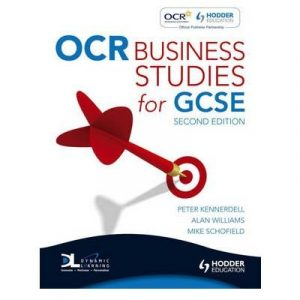 [ OCR BUSINESS STUDIES FOR GCSE BY SCHOFIELD, MIKE](AUTHOR)PAPERBACK