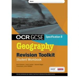 [ OCR GCSE GEOGRAPHY B REVISION TOOLKIT STUDENT WORKBOOK BY BELFIELD, JOHN](AUTHOR)PAPERBACK