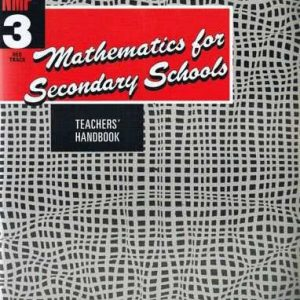 Tchrs' (Year 3, Red Track) (National mathematics project)