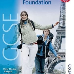 AQA French GCSE Foundation: Written by Oliver Gray, 2009 Edition, Publisher: Nelson Thornes [Paperback]